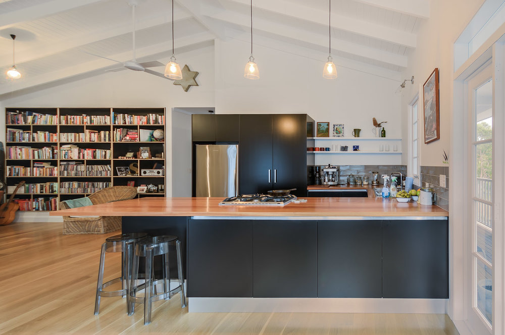 Copy of Matte Black Kitchen