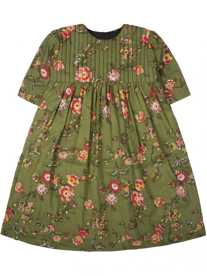 bonjour_diary_printed_gown_in_green_front