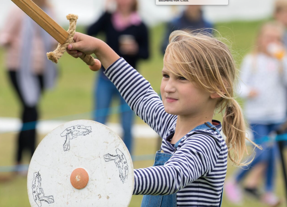 WIN with Chalke Valley History Festival