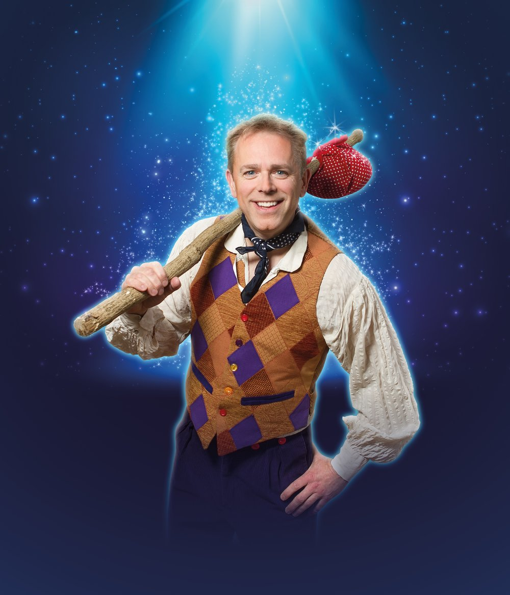 Chris Jarvis as Dick Whittington