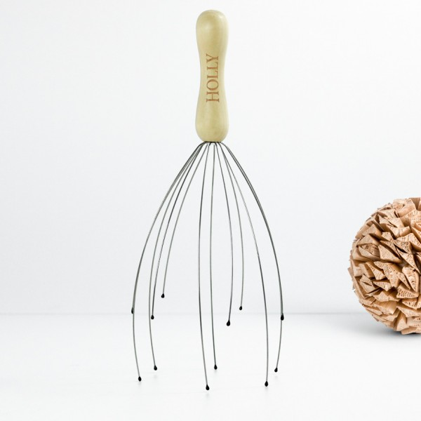 And…Relax…!! - Personalised Head Massager: £7..50