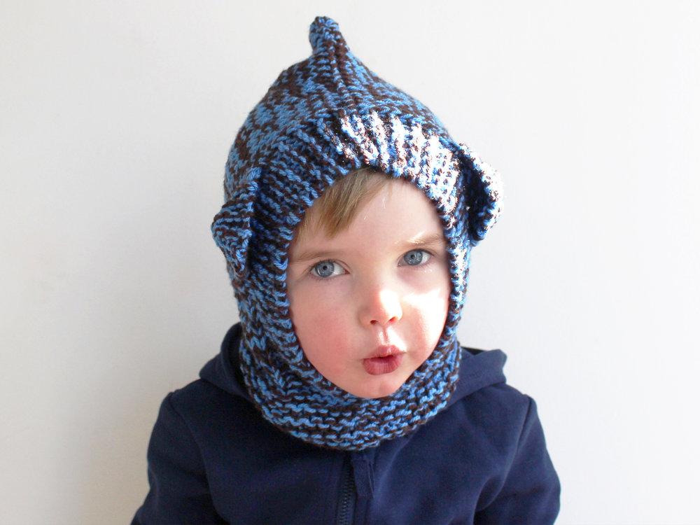 Baby, It's Cold Outside… - Bear Balaclava: £12