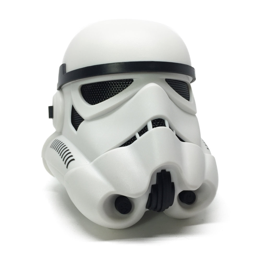 May The Festive Force Be With You - Star Wars Stormtrooper Bluetooth Speaker: £39.99
