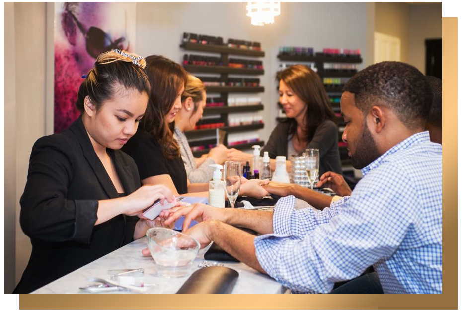 Late Night Nails Spa Party — Sweet & Lashful | Award-Winning Beauty ...