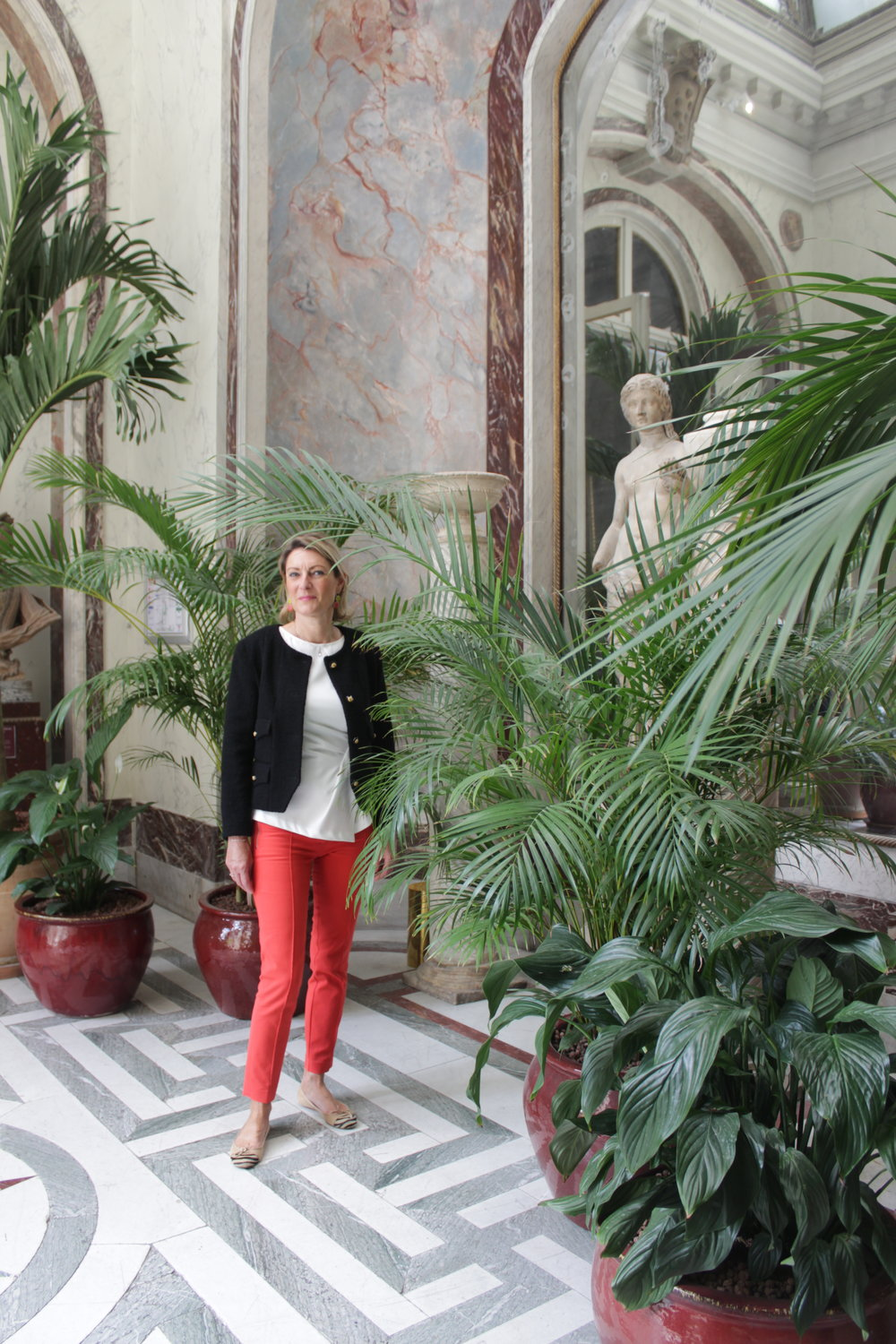 CHRISTINE, MUSEE JAQUEMART-ANDRE