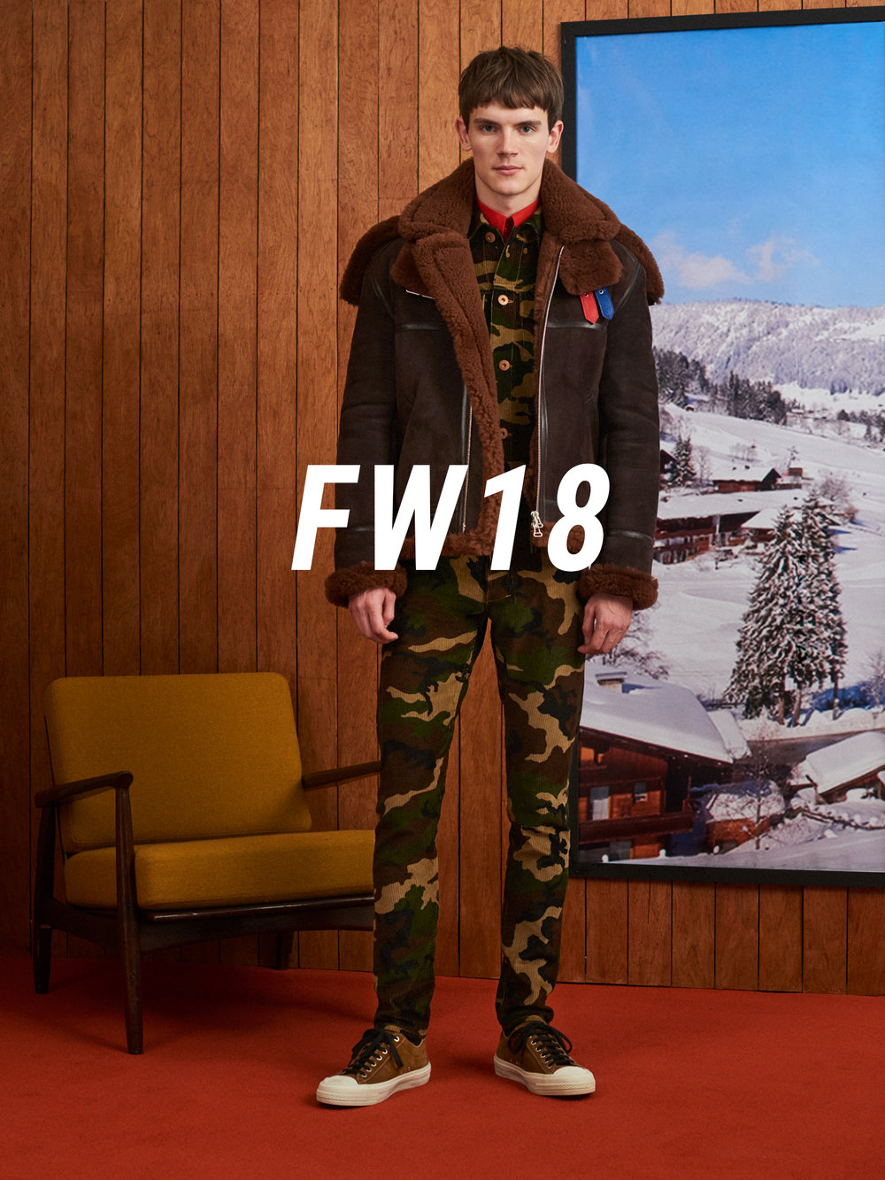 BAND OF OUTSIDERS FW18                          30 NOVEMBER 2017