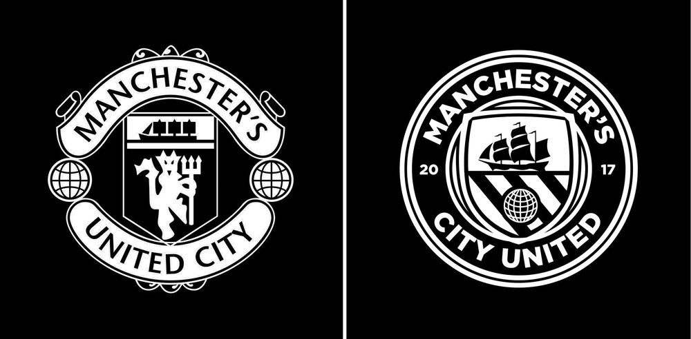 SOCIAL MEDIA POST ARTWORK CREATED BY US TO REMEMBER THOSE WHO DIED IN THE MANCHESTER ARENA EXPLOSION - MANCHESTER'S UNITED CITY.