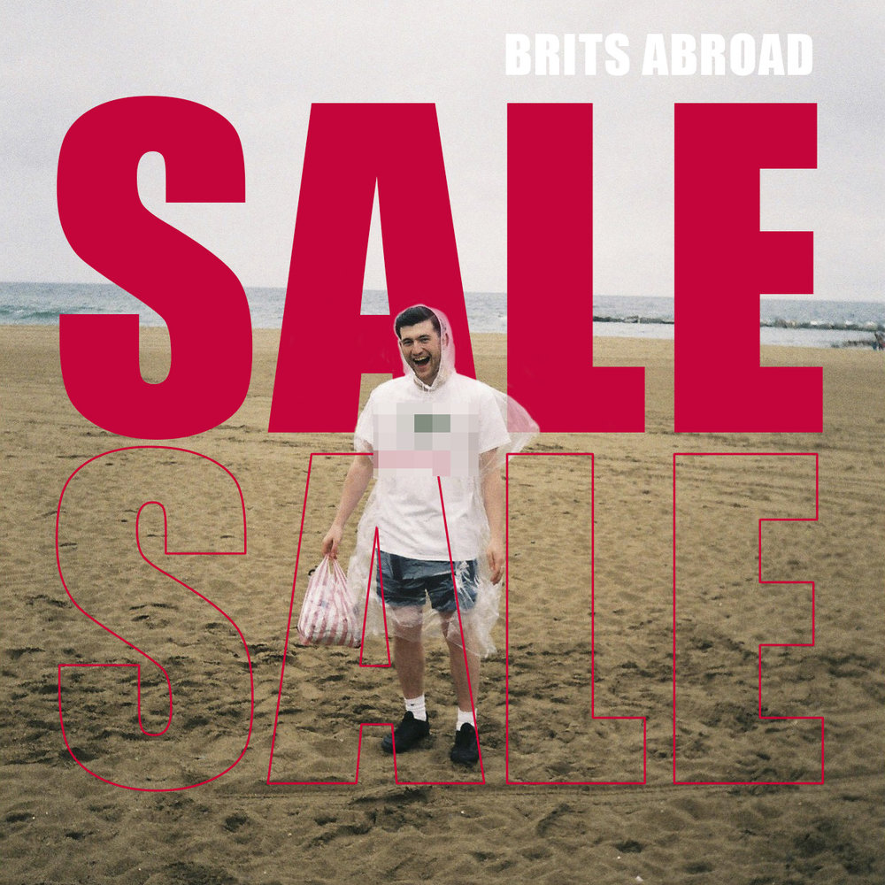 SUMMER IS WELL AND TRULY OVER! SELECTED BRITS ABROAD ITEMS ARE NOW ON SALE!!!! AT 30% OFF - SEE THE SALE  HERE . PHOTOGRAPHED BY  MICHAEL MAYREN .