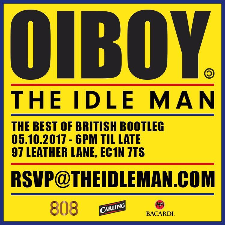 We are now being stocked by  THE IDLE MAN . To celebrate this we have designed and worked with them to organise a party at their store, which on the night will feature a limited edition collaborative piece. The night will be sponsored by CARLING / BACARDI BREEZERS / 808.