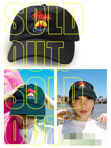 THE OIBOY 2017 BRITS ABROAD CAPS ARE NOW ALL SOLD OUT AND WON'T BE COMING BACK.