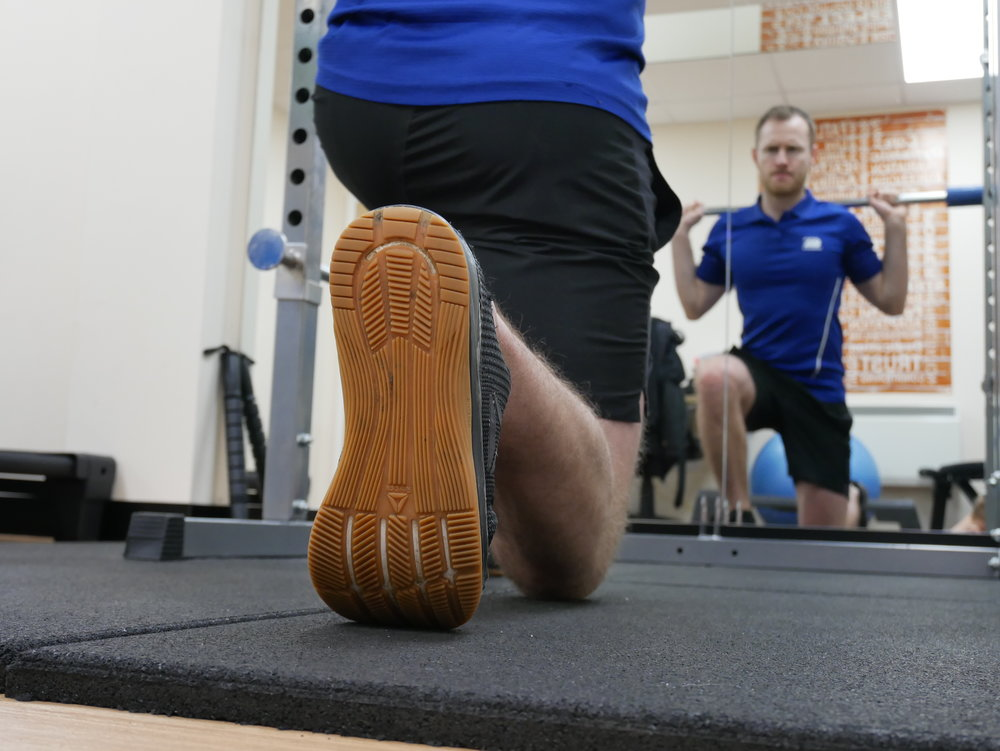 Personal Training - One to one PT sessions