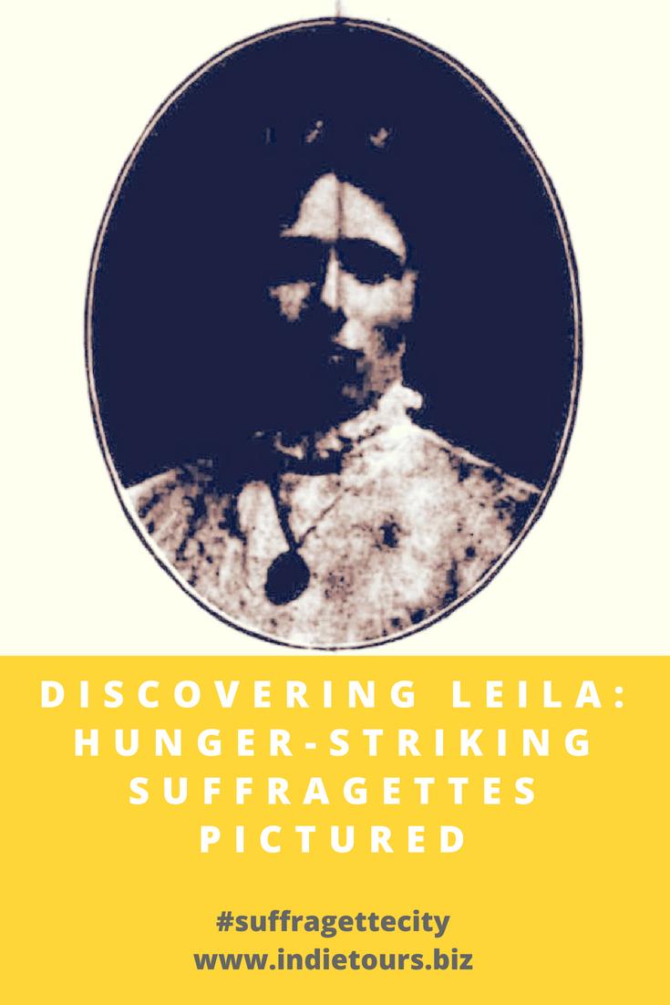 Discovering Leila_ Hunger-Striking Suffragettes Pictured Suffragette City Audioguide Indie Tours Leila Garcia de Cadiz Irish Citizen 1912.jpg