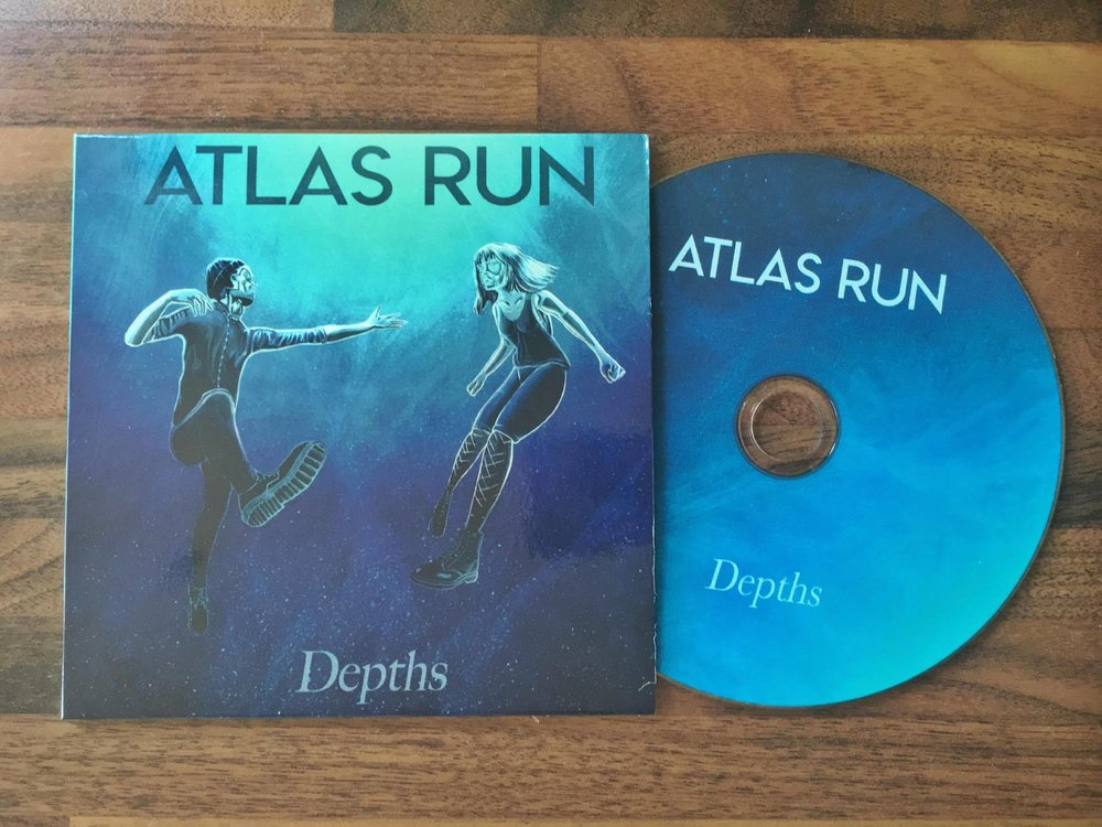 depths cd.
