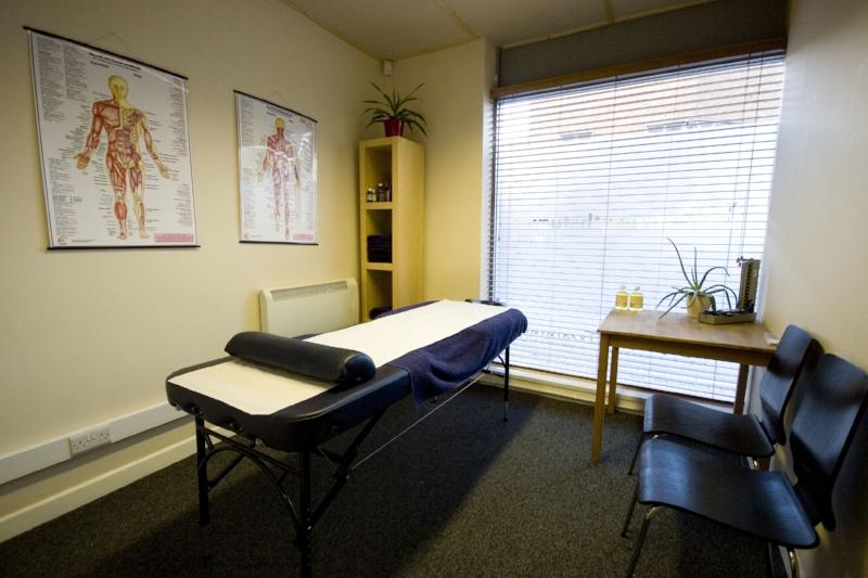 Sports massage clinic in Bristol