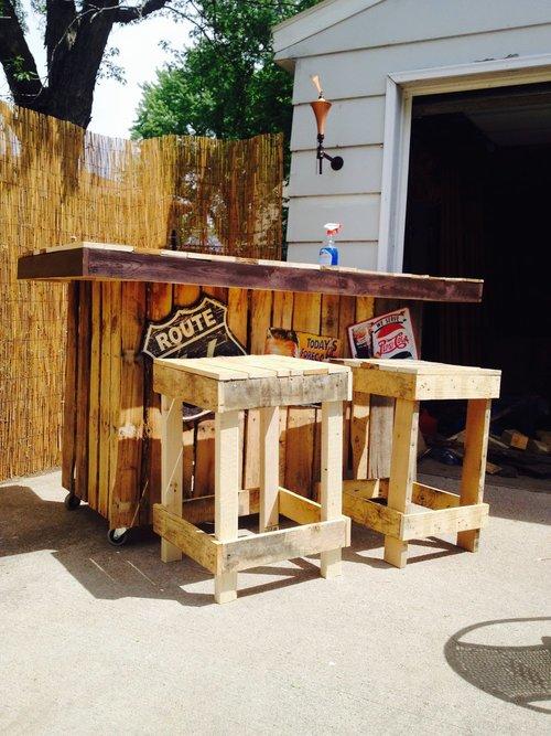 Pallet Furniture Schrock S Barn Wood Creations
