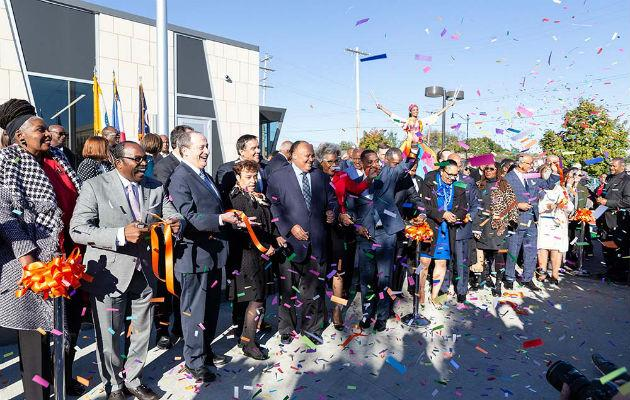 Columbus Metropolitan Library Opens New Martin Luther King Branch - Read Full Article On Columbus Library Website Here…