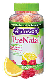 PreNatal Vitamin Gummies - Price: $10I started these vitamins about a month after I finished chemo and after I got approval from my oncologist. That's always important, folks😊Prenatal vitamins are awesome for your hair, nails and skin - all of which I had serious issues with throughout chemo and all of which have improved over the past month! I take two of these gummies every morning. I chose this brand, Vitafusion, in particular because, compared to the other in-store selections, they had the highest level of biotin per serving.