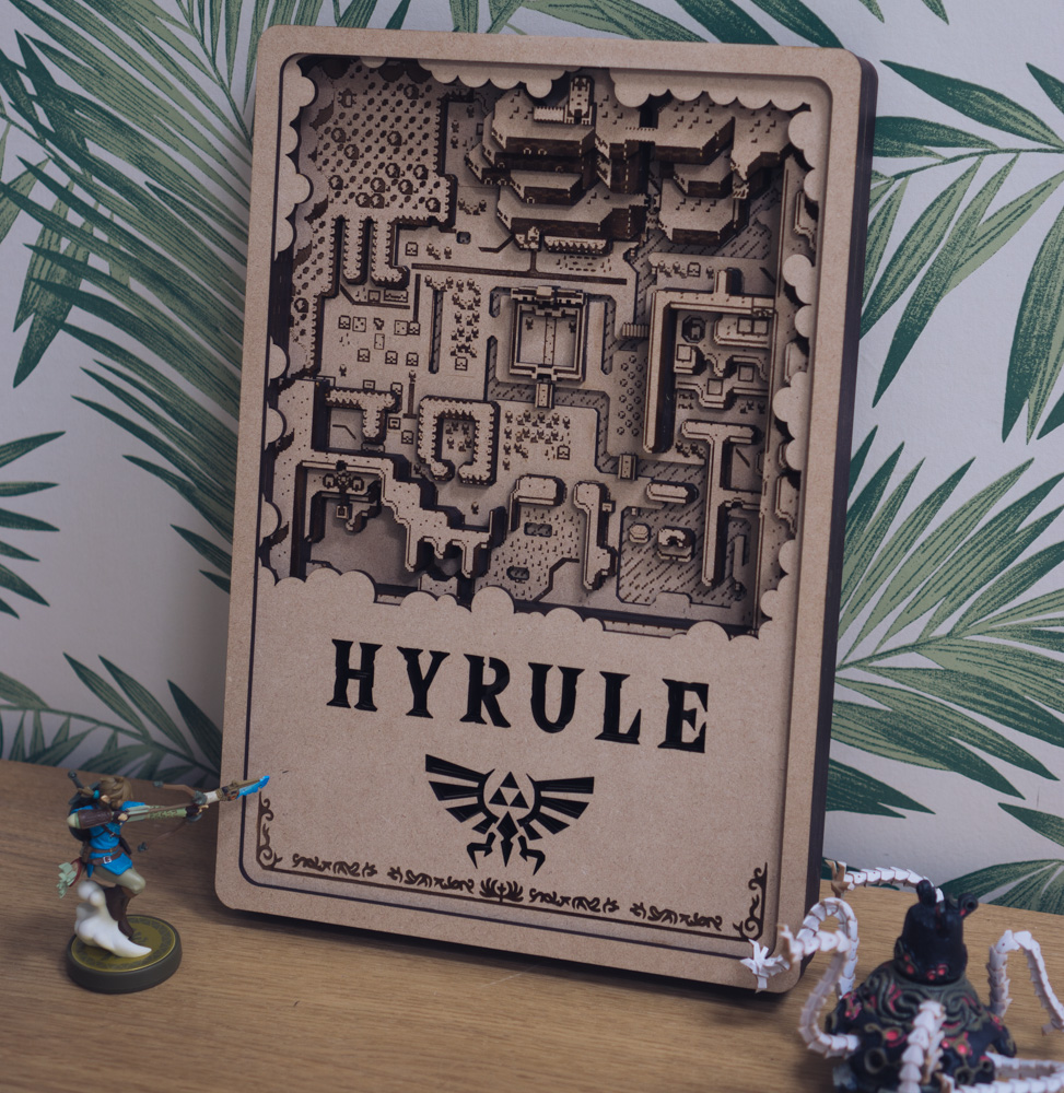 Zelda Hyrule Laser Cut Map (7 of 15).jpg
