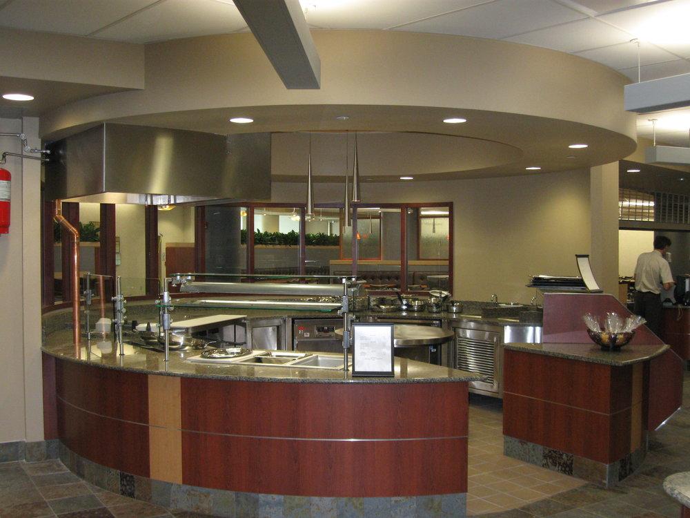 Reid Hospital Cafeteria 1