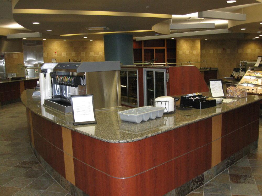 Reid Hospital Cafeteria 5