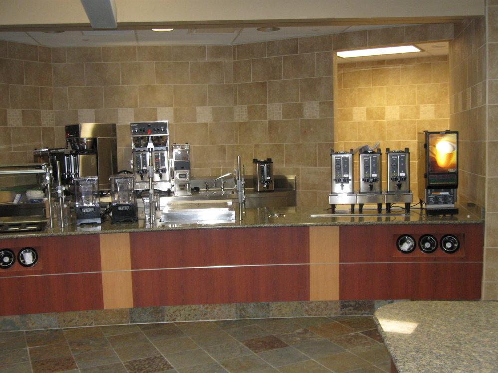 Reid Hospital Cafeteria 6