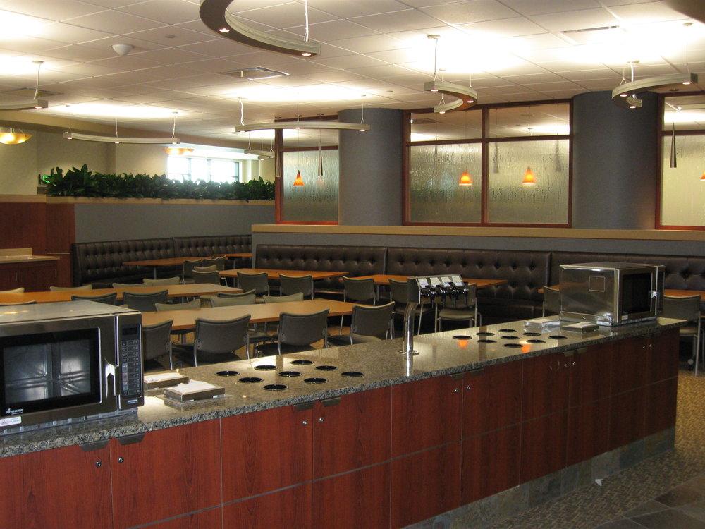 Reid Hospital Cafeteria 7