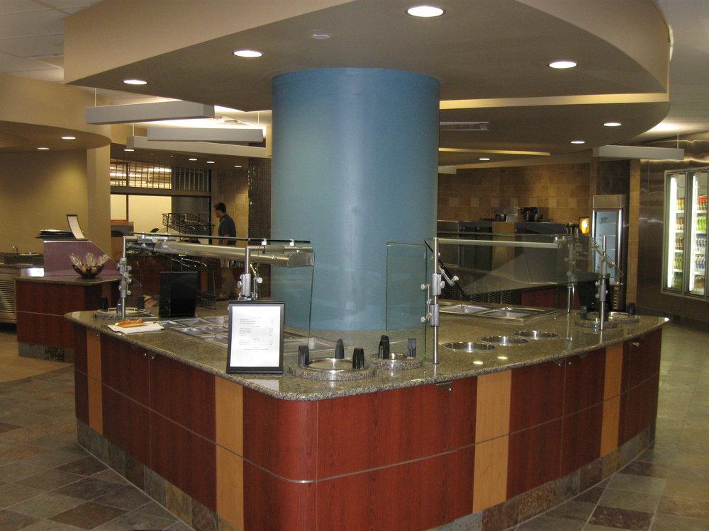 Reid Hospital Cafeteria 8
