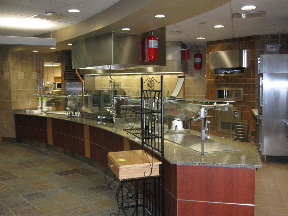 Reid Hospital Cafeteria 9