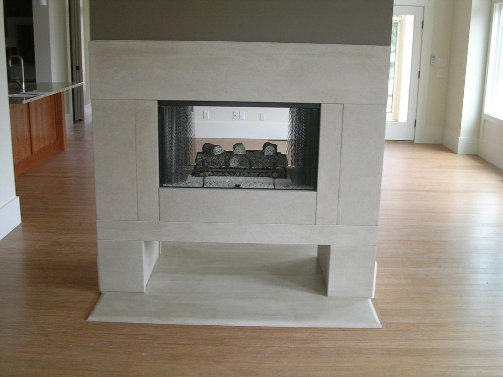 Indiana Limestone FirePlace 1