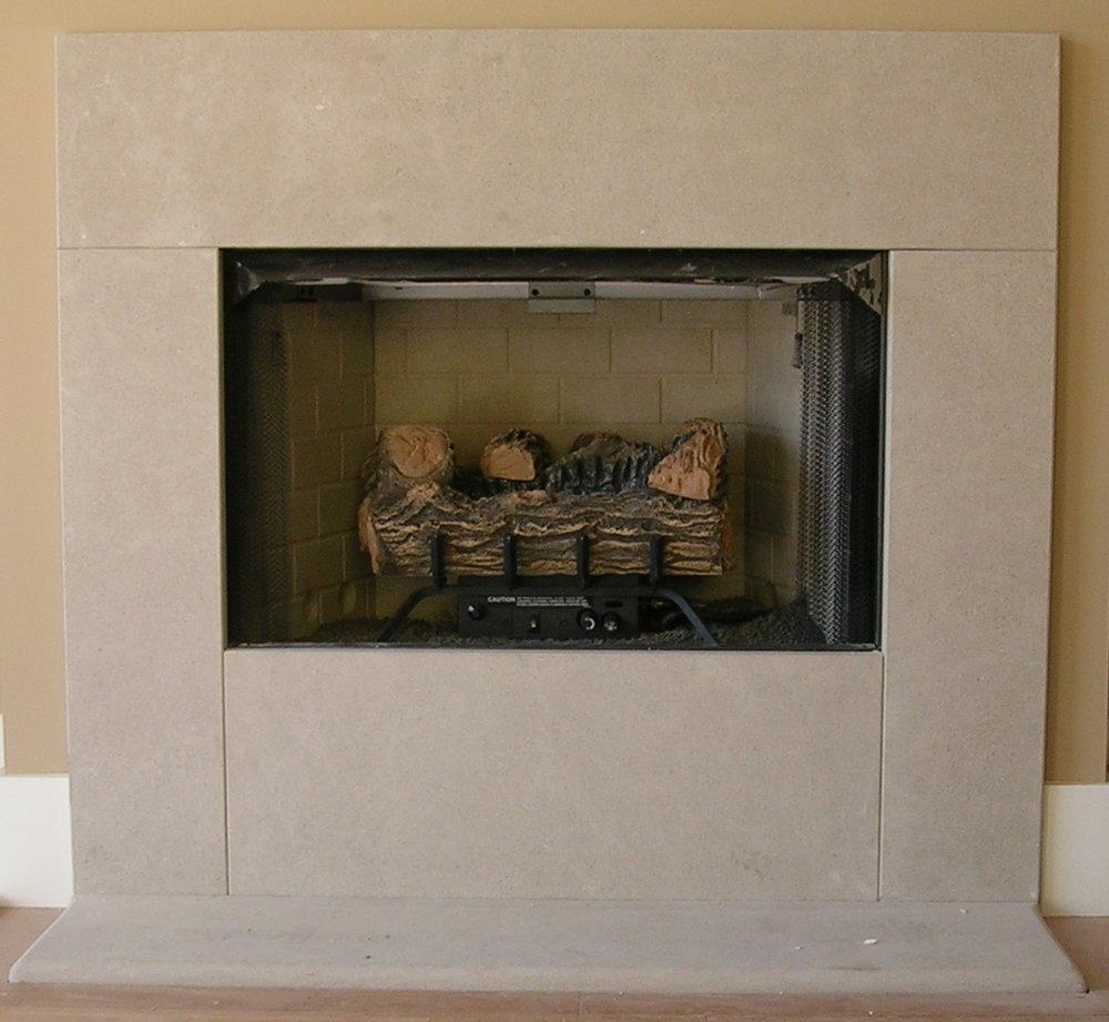 Indiana Limestone FirePlace 3