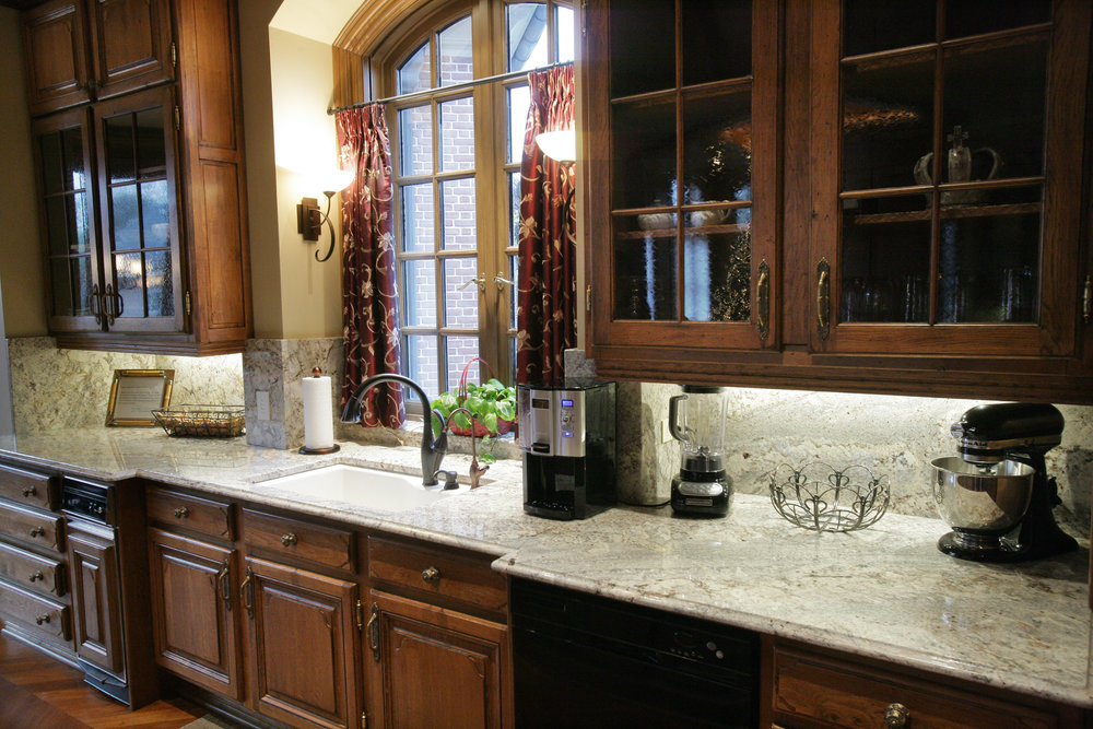 Luxury Kitchen Granite Countertop