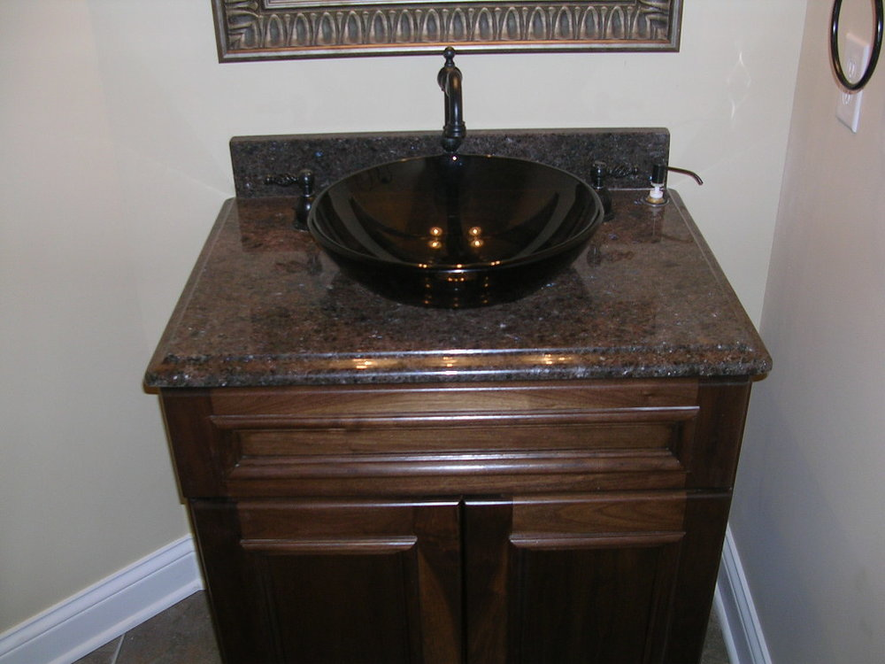 Antique Labrador Granite Sink