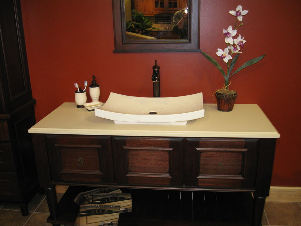 Luxury Granite Sink