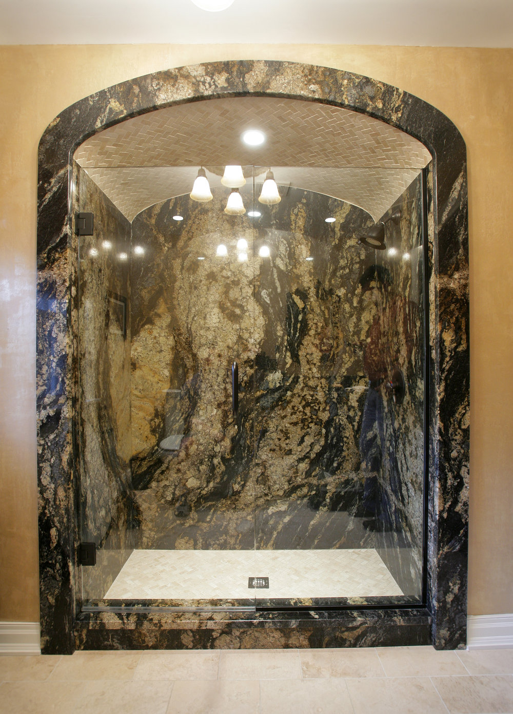 Luxury Granite Shower 4