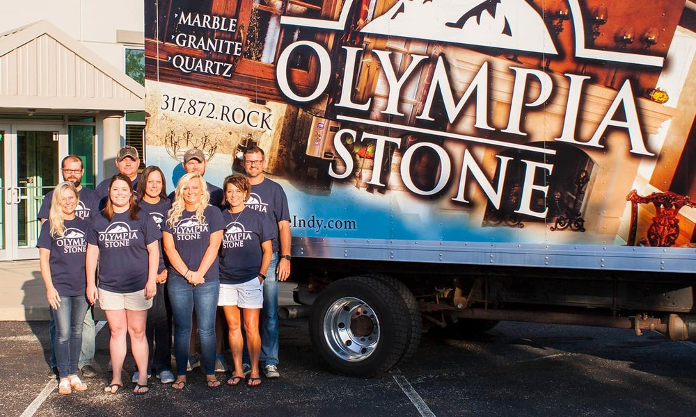Olympia Stone Administration Team
