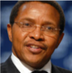 Jakaya Kikwete   Former President of Tanzania, and Chair of the African Union