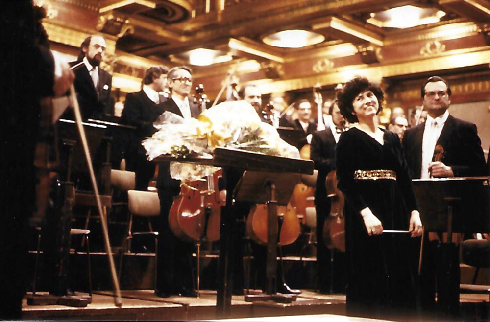 Tonkünstlerorchester at Großer Musikvereinsaal, Vienna