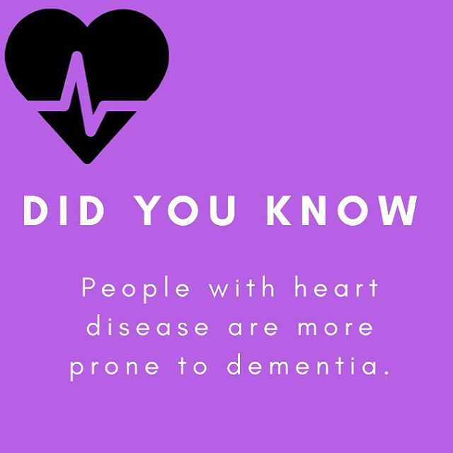 Eating a healthy diet, regularly exercising and limiting your alcohol intake are all things you can do to prevent heart disease that could lead to dementia. . . . #heartdisease #heartdiseaseawareness #healthcare #healthylifestyle #healthchoices #healthconscious #healthylife #healthyliving #healthyheart #dementia #dementiaawareness
