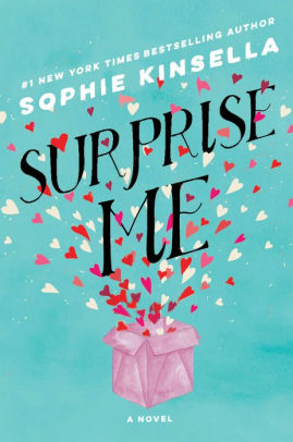 Surprise Me by Sophie Kinsella - Suddenly, a perfect couple becomes painfully aware of the decades they have left to live together. To deal with the anxiety of life, they start experimenting to spice up their marriage. You'll get secondhand embarrassment from their escapades and passionately root for them when things go awry. Surprise Me plows down the white picket fence facade and shows you the hilarious, awkward realness of marriage. Image Source: barnesandnoble.com