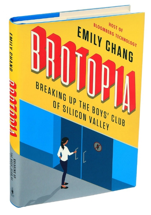 Brotopia by Emily Chang - The allure of this book is in the subtitle: Breaking Up the Boys' Club of Silicon Valley. Ladies (and fellas!), Emily Chang is exposing Silicon Valley, and it is incredible. Most of us see this industry as friendly nerds behind screens or Steve Jobs-types with humble beginnings. Oh no. She shows you what really goes down in the male-dominant tech world — sex, drugs, misogyny, and sheer lack of morals. Your jaw will hit the floor, chapter after chapter.Image Source: nytimes.com