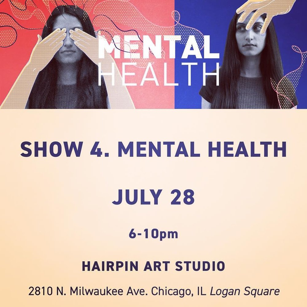 Mental Health ArtShow Chicago