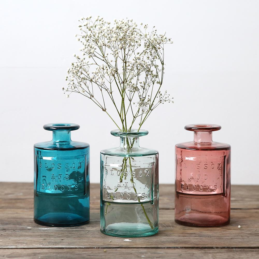 Blossom and Bloom Bud Vase