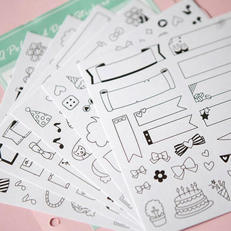 https://girlbossboutique.com/collections/stickers/products/calendar-paper-planner-sticker-diy-scrapbooking-diary-sticker-post-it-stationery