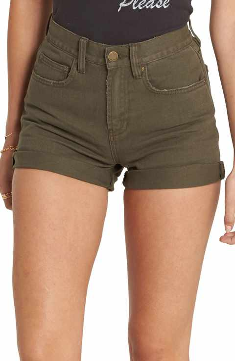 High Tide Denim Shorts - BILLABONG