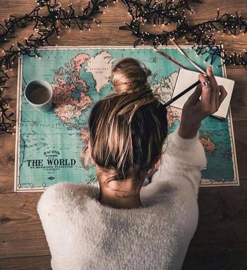 Where can you find travel inspiration