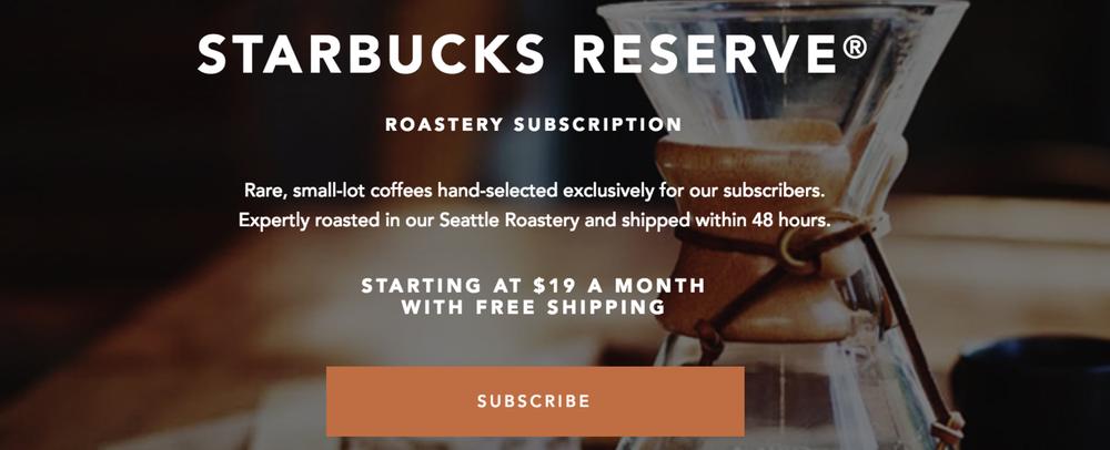 Image credit: Starbucks.com