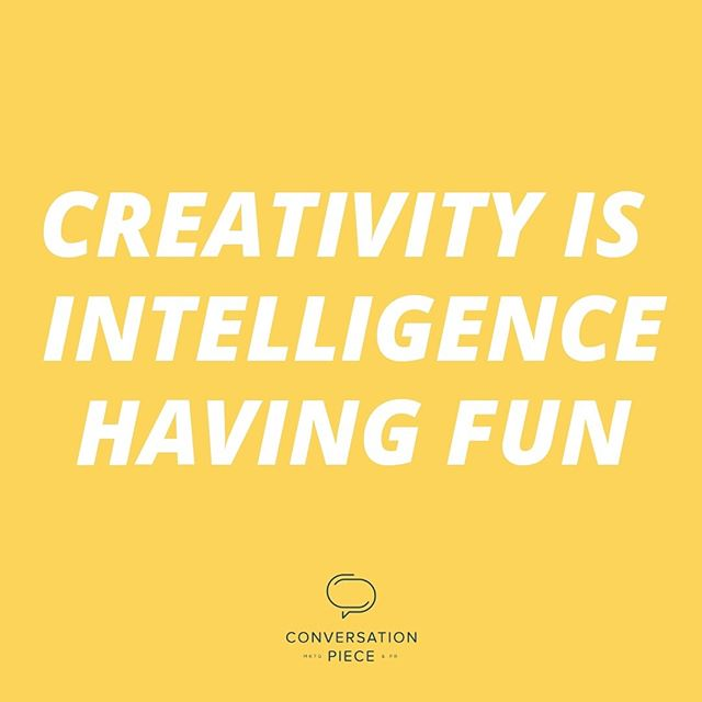 Albert Einstein said it right 🧠 🎨 #MondayMotivation.