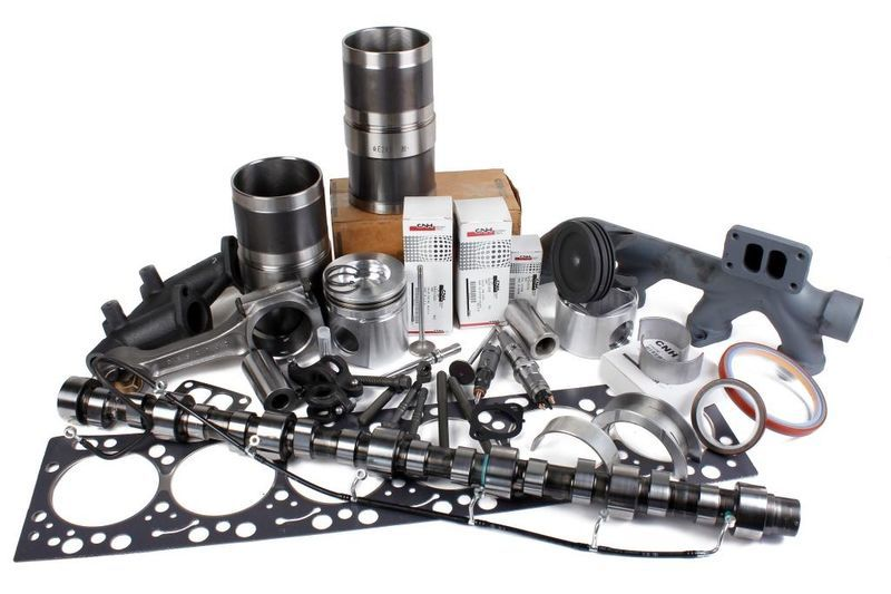 engine parts are our speciality -