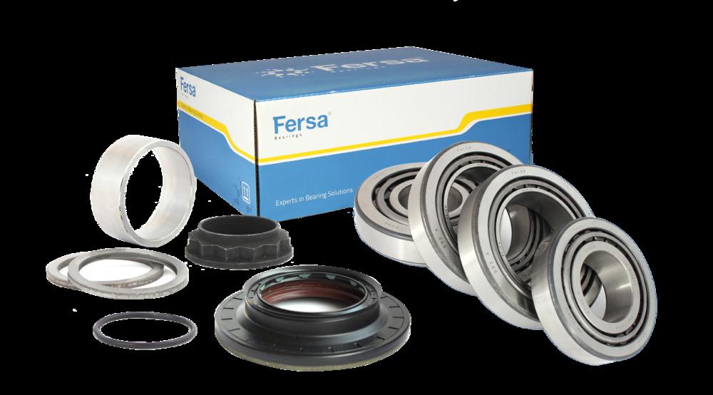 Official Partner of Fersa Bearings -