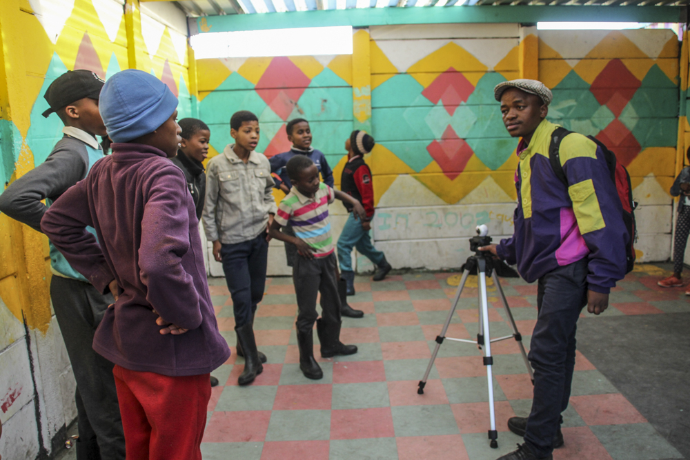 My People, Our Stories - Eight emerging young filmmakers from the Middle East and Africa produce their first 360-degree videos after being trained and equipped by Contrast VR.